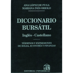 Diccionario Bursatil ingles-castellano